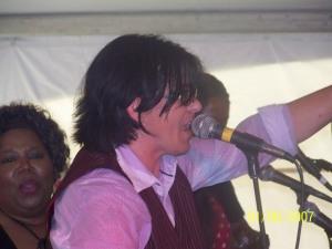 Mike Farris, Roseland Rhythm Revue, Bonnaroo