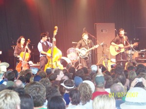 bonnaroo, avett brothers, bluegrass, punk