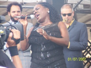 Sharon Jones, Dap Kings, Bonnaroo